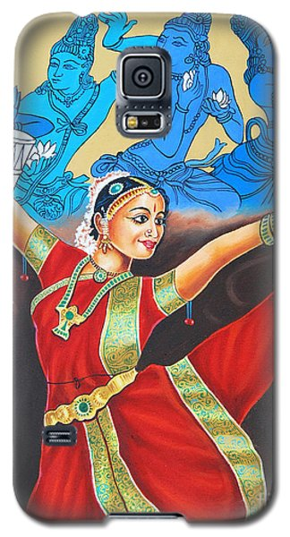 A Mystic Communion With God Galaxy S5 Case by Ragunath Venkatraman