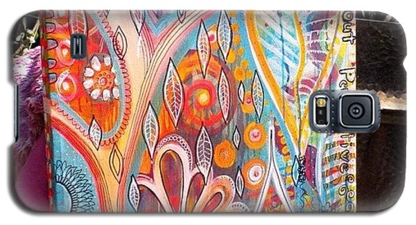 A New Canvas ...it's All About Galaxy S5 Case