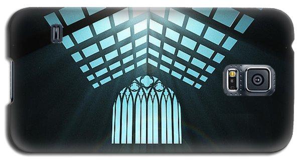 Galaxy S5 Case featuring the digital art A New Church... by Tim Fillingim