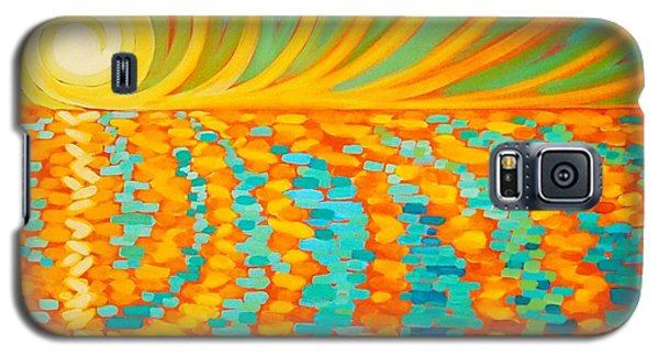 A New Day Is Dawning Galaxy S5 Case by Janet McDonald