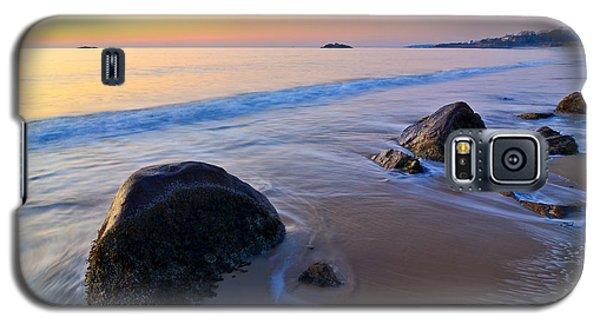A New Day Singing Beach Galaxy S5 Case