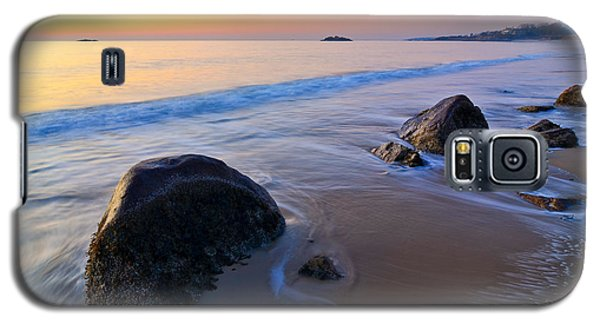 A New Day Singing Beach Galaxy S5 Case