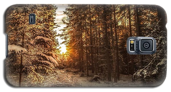 A New Path In Your Life Galaxy S5 Case by Rose-Maries Pictures