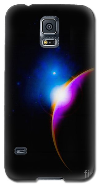 Galaxy S5 Case featuring the photograph A New Sunrise by Naomi Burgess