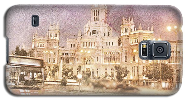 A Night In Madrid  Galaxy S5 Case