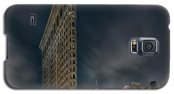 Galaxy S5 Case featuring the photograph A Night In Nyc by Anthony Fields