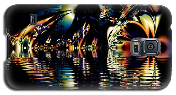A Night On The Water Galaxy S5 Case