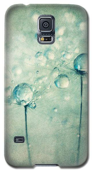 Galaxy S5 Case featuring the photograph A Pair Of Sparkles by Sharon Johnstone