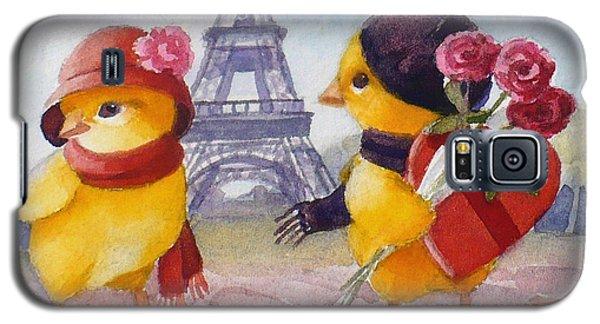 A Paris Valentine Galaxy S5 Case