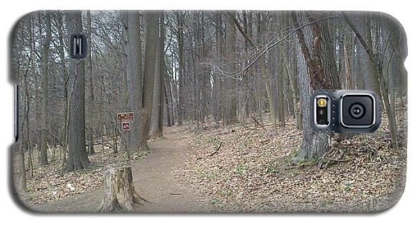 A Path To Follow Galaxy S5 Case