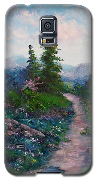 A Path Unknown Galaxy S5 Case