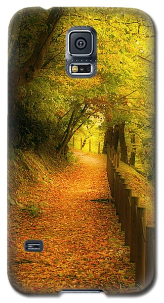 A Path Well Chosen Galaxy S5 Case