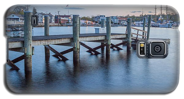 A Peaceful Dock -  Mystic Ct Galaxy S5 Case