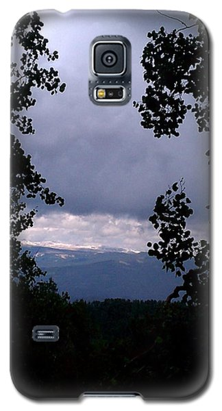 Galaxy S5 Case featuring the photograph A Peek At Heaven by Fortunate Findings Shirley Dickerson