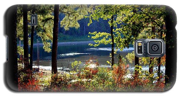 A Peek At Lake O The Pines Galaxy S5 Case