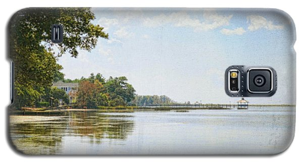 A Perfect Currituck Day Galaxy S5 Case