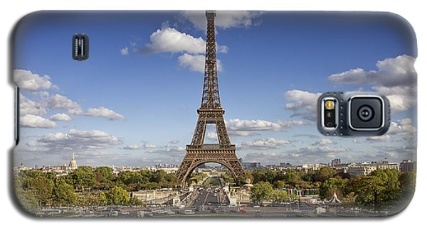 Galaxy S5 Case featuring the photograph A Perfect Day In Paris by Kim Andelkovic
