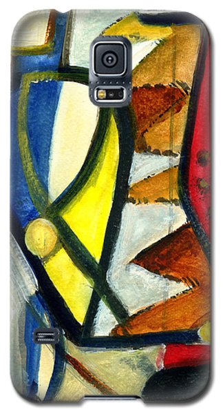 Galaxy S5 Case featuring the painting A Perfect Image by Stephen Lucas