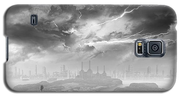 A Perfect Stranger Galaxy S5 Case