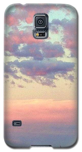 Summer Evening Under A Cotton Galaxy S5 Case by Blenda Studio