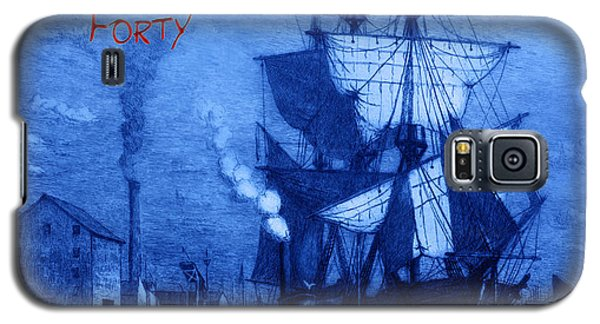 A Pirate Looks At Forty Galaxy S5 Case