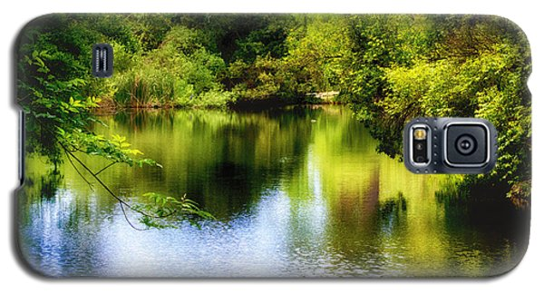 A Place For Peace Galaxy S5 Case by Joseph Hollingsworth