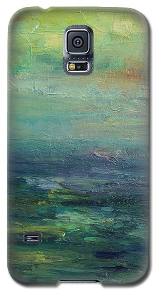 A Place For Peace Galaxy S5 Case by Mary Wolf