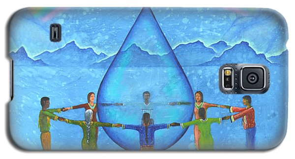 A Prayer For Water Galaxy S5 Case