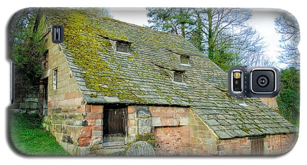 A Preserved Corn Mill From Medieval England - Nether Alderley Mill - Cheshire Galaxy S5 Case