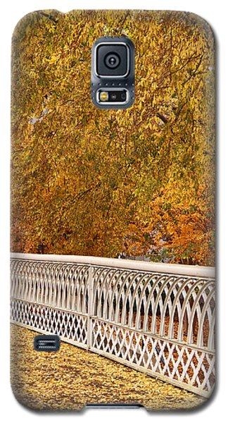 A Quiet Day On The Riverwalk Galaxy S5 Case
