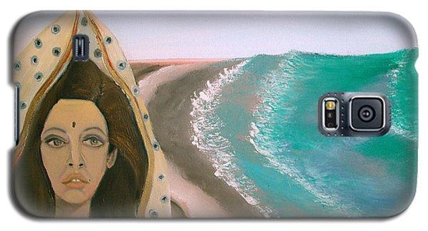 A Rani's Paradise Galaxy S5 Case