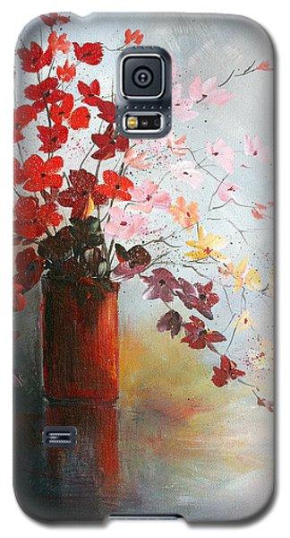 A Red Vase Galaxy S5 Case