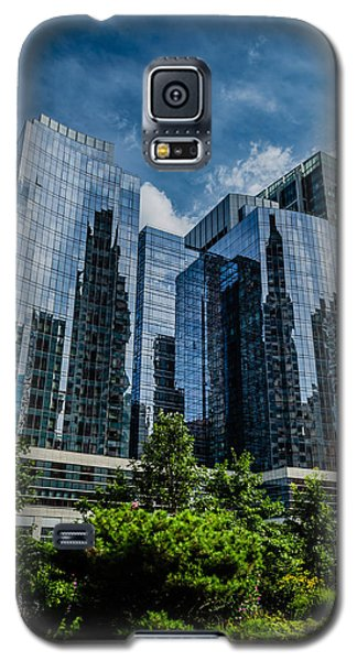 A Reflection Of Boston Galaxy S5 Case