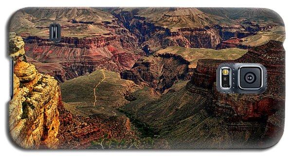 A River Runs Through It-the Grand Canyon Galaxy S5 Case