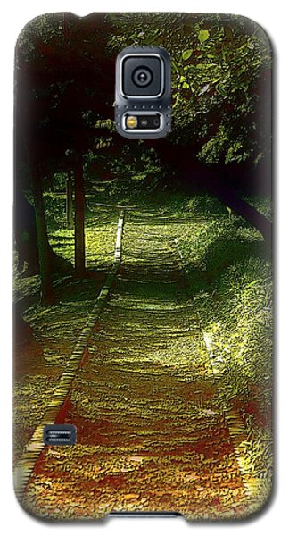A Road Less Travelled Galaxy S5 Case