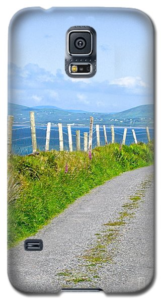 A Road To Waterville Galaxy S5 Case by Suzanne Oesterling