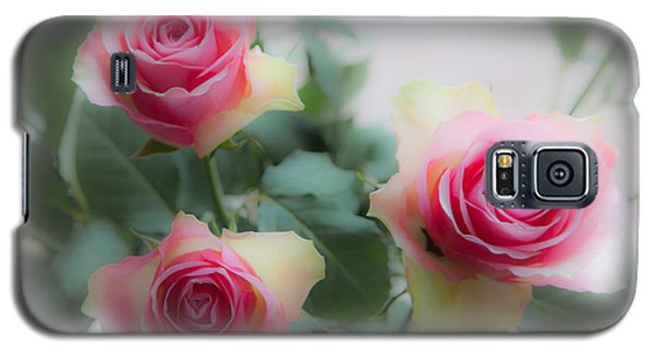 A Rose And A Rose And A Rose Galaxy S5 Case