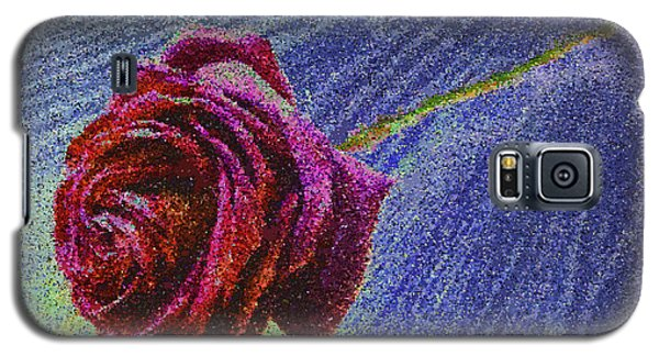 A Rose For You From Kenneth James Galaxy S5 Case