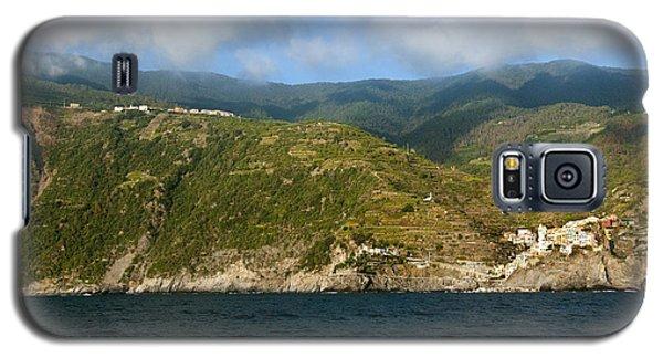 A Sea View Of Manarola Galaxy S5 Case