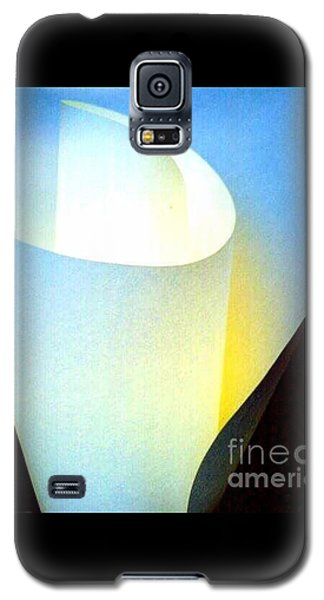 Galaxy S5 Case featuring the photograph A Shade Of Illumination by Michael Hoard