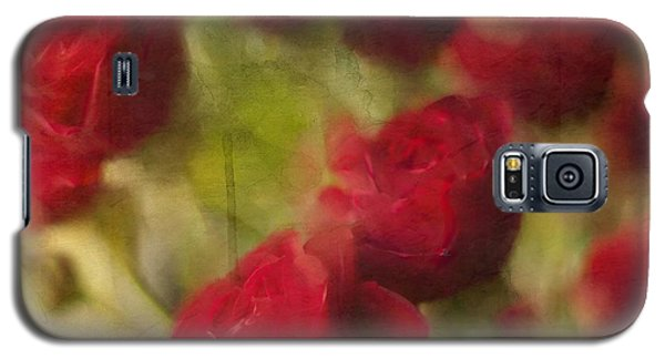 A Shower Of Roses Galaxy S5 Case by Colleen Taylor