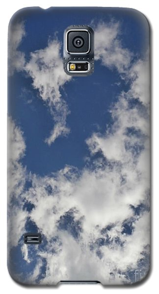 A Sign From Above.....love Galaxy S5 Case