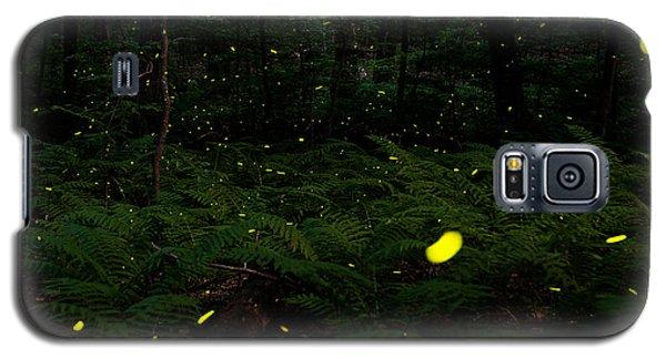 A Silent Symphony Galaxy S5 Case