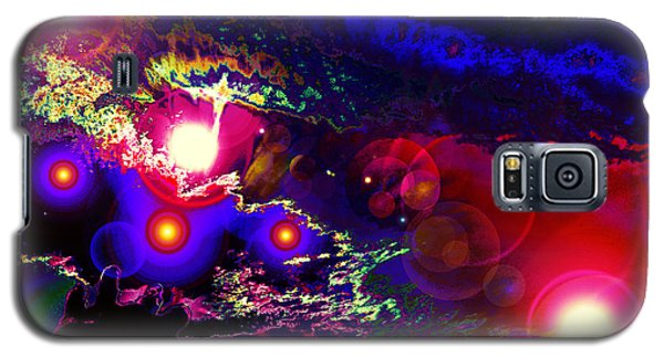 A Small Act Of Evening Magic Galaxy S5 Case by Susanne Still