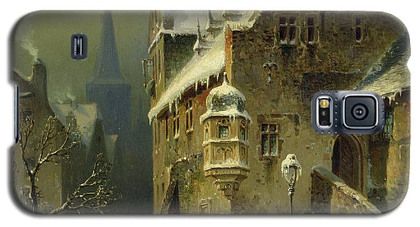 A Small Town In The Rhine Galaxy S5 Case