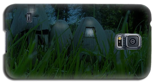 A Snail By Night Galaxy S5 Case by Andy Walsh
