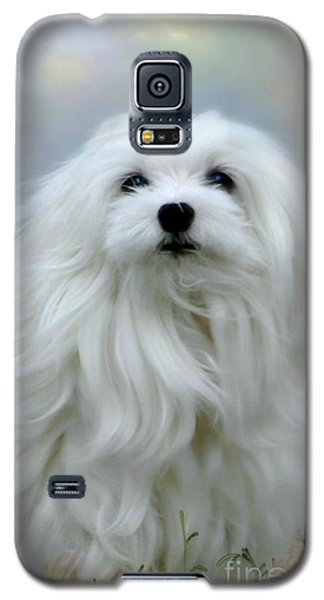 Galaxy S5 Case featuring the photograph A Soft Summer Breeze by Morag Bates