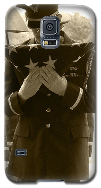 A Soldiers Sorrow II Galaxy S5 Case