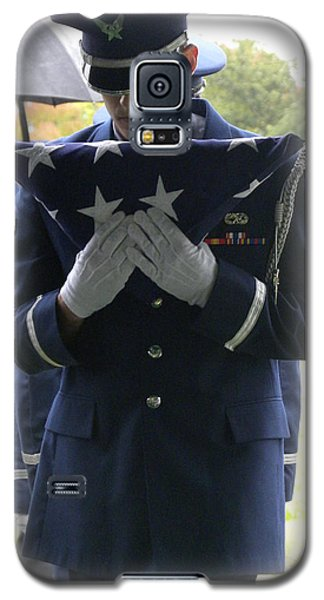 A Soldiers Sorrow Galaxy S5 Case