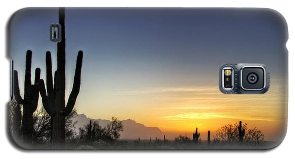 A Sonoran Sunrise  Galaxy S5 Case